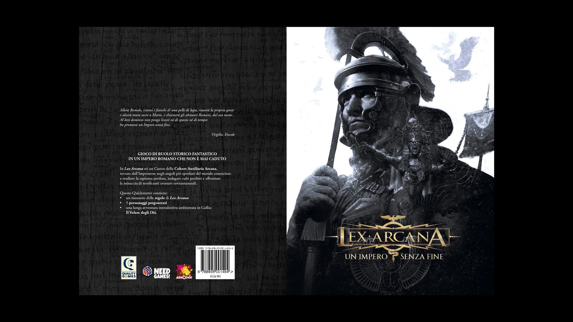 Lex-Arcana-Quickstart